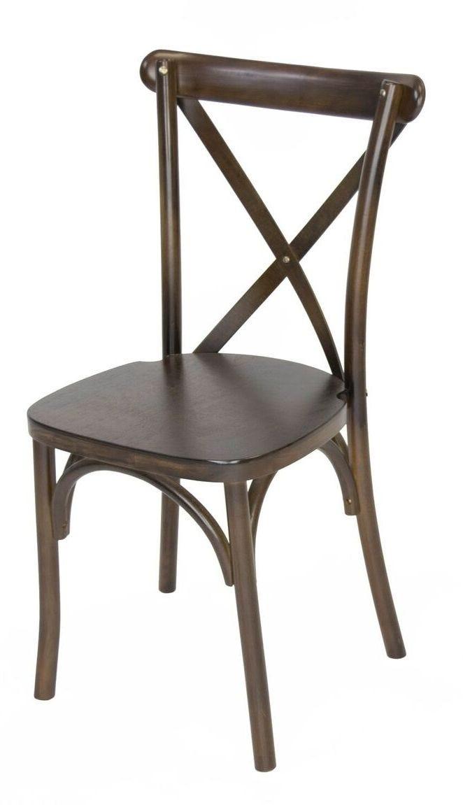 Madison Cross Back Chair